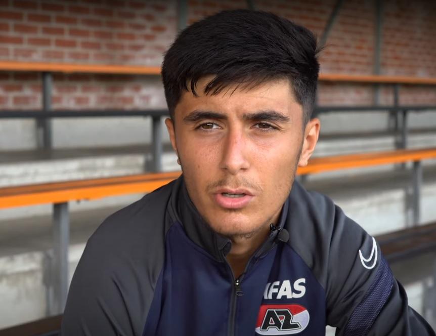 Yusuf Barasi, Türkiye'yi Seçti