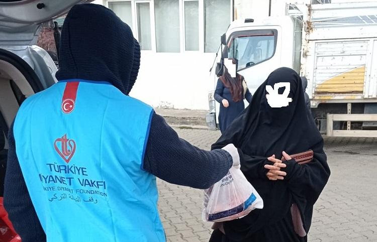 Bingöl'de 600 Aileye Kurban Eti Dağıtıldı