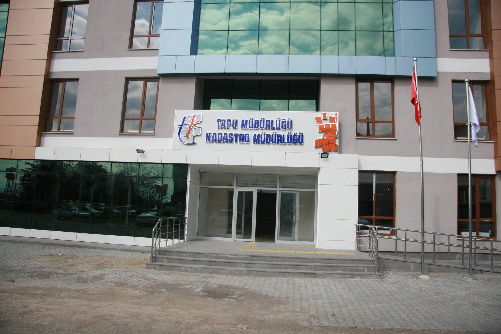 Tapu Müdürlüğünde Covid-19 Tedbiri: E- Randevu