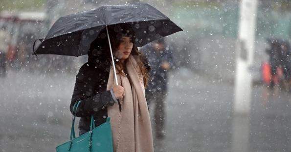 Bölge Genelinde Yağışlı Hava Etkisini Sürdürecek