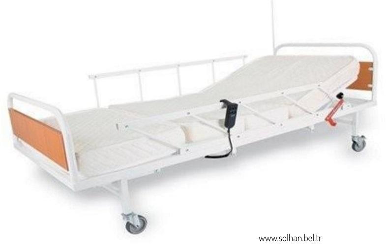 İhtiyaç Sahibi Hastalara Otomatik Hasta Yatağı Yardımı
