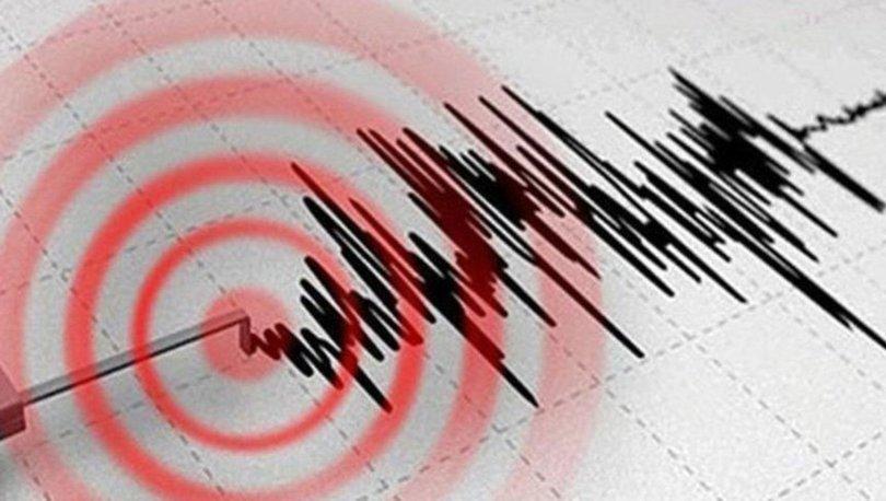 Bingöl'de 3.1 Büyüklüğünde Deprem
