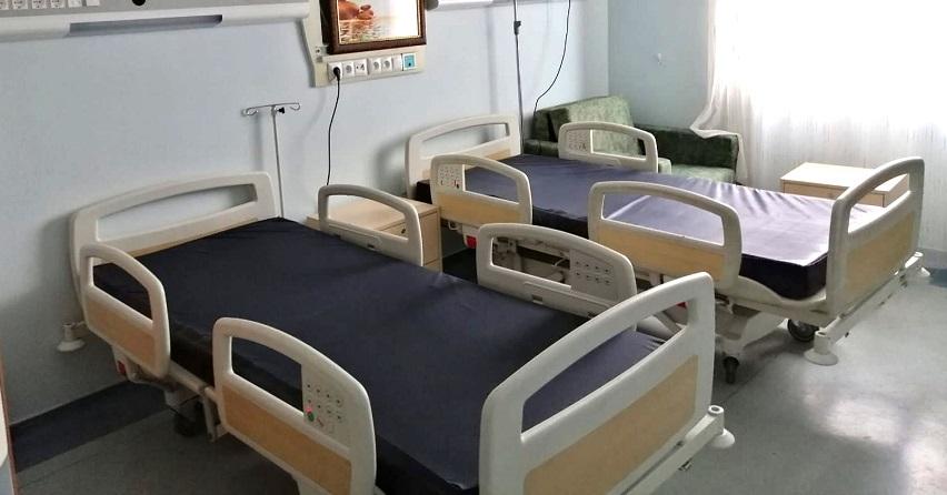 6 Yataklı Palyatif Bakım Servisi Açıldı