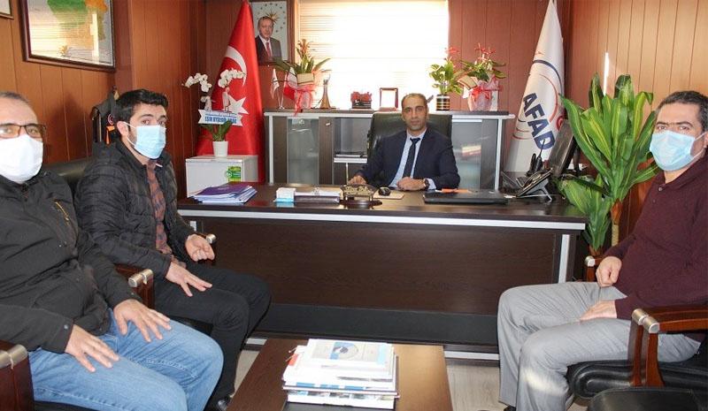 AFAD Müdürlüğüne Kerem Oruk Atandı