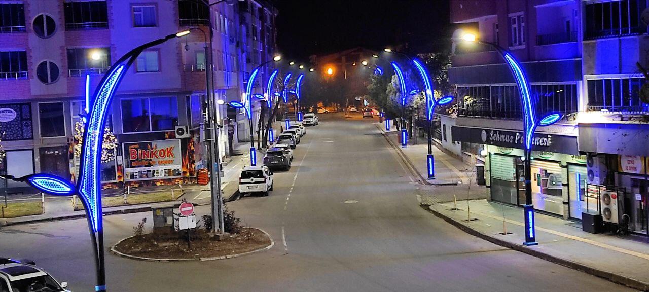 Arıkan: Caddeler Rengarenk Olacak
