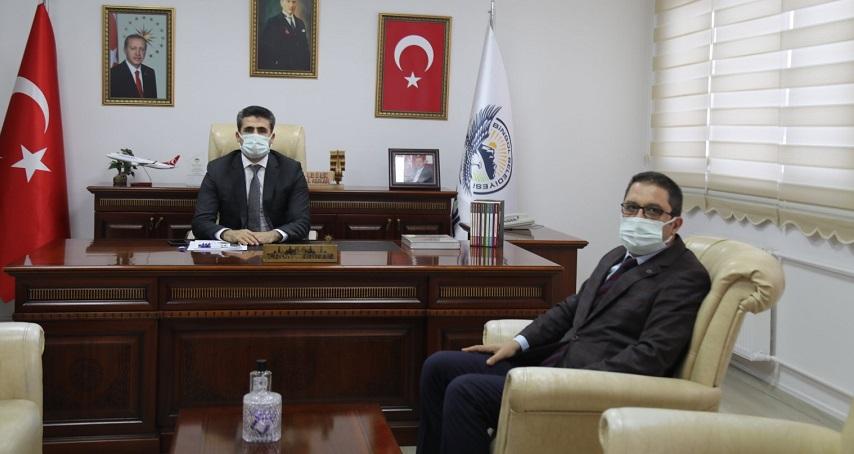 BİK'ten Başkan Arıkan'a Ziyaret