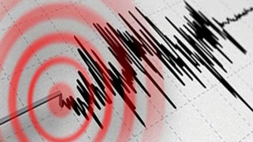 Bingöl'de 3.7 Büyüklüğünde Deprem