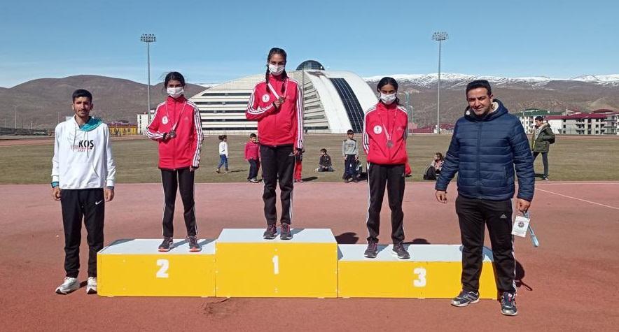 Atletizm Seçme Yarışmaları Yapıldı
