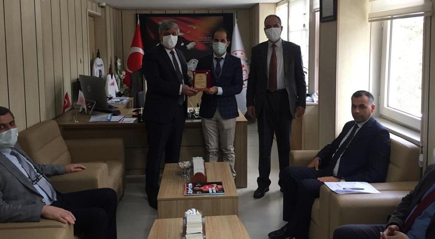 Kaya, Mardin'e Şube Müdürü Olarak Atandı