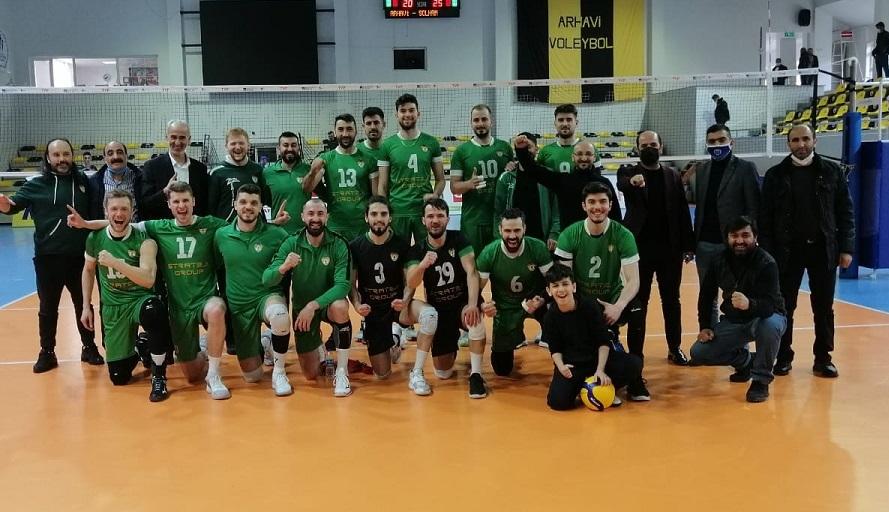 Solhanspor Rahat Kazandı