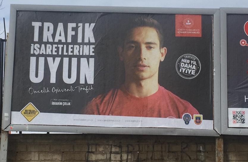"""""""Trafik Medya Yüzleri Projesi"""""""