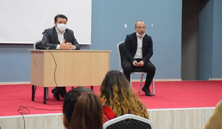 Yedisu'da Milli Eğitim Değerlendirme Toplantısı Yapıldı