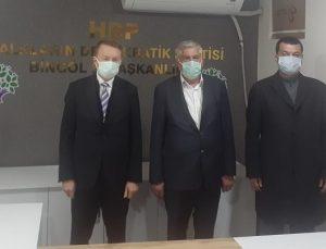 Avusturalya'nın Türkiye Büyükelçisinden HDP Ziyareti