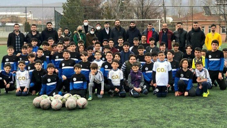 Anadolu Bingöl FK Kuzgunlar Kulübü Yeniden Sahalarda