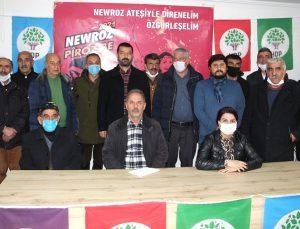 Newroz, Hastane Caddesinde Kutlanacak
