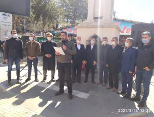 Hükümete Doğu Türkistan Tepkisi