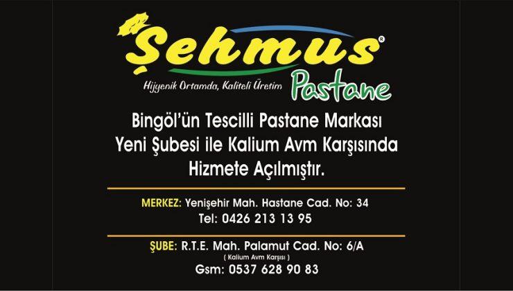 ŞEHMUS PASTANESİ