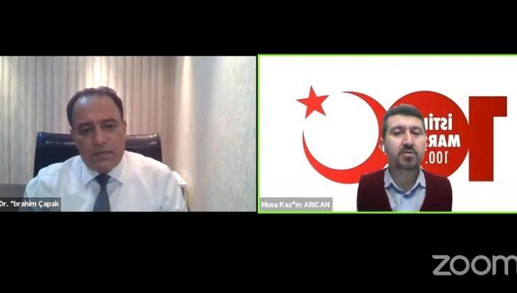 'Mehmet Akif, İslam Şairidir'
