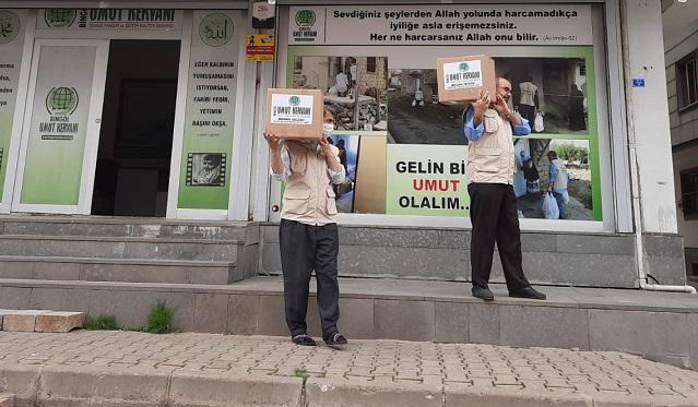 'Ramazan Umut Olsun' Kampanyası