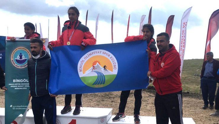 Bingöllü Öğrenciler Bölge Şampiyonu