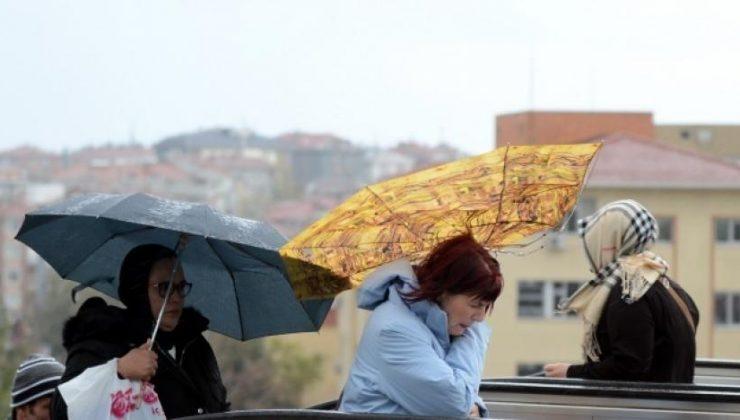 Meteoroloji Bingöl'ü 'Sarı' Kodu İle Uyardı