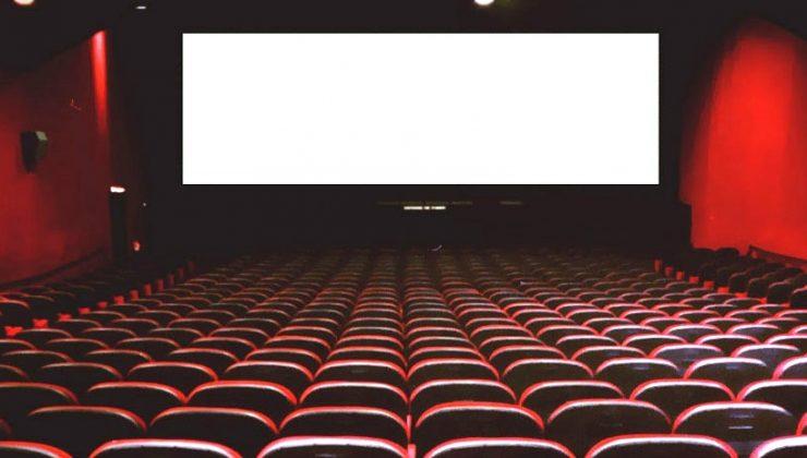 Sinema Salonları 12 Mayıs'a Kadar Kapalı Olacak