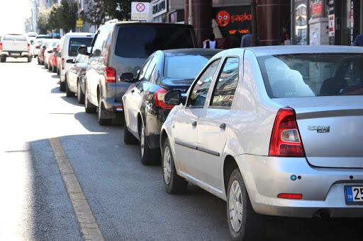 Bingöl'de Araç Sayısında Artış