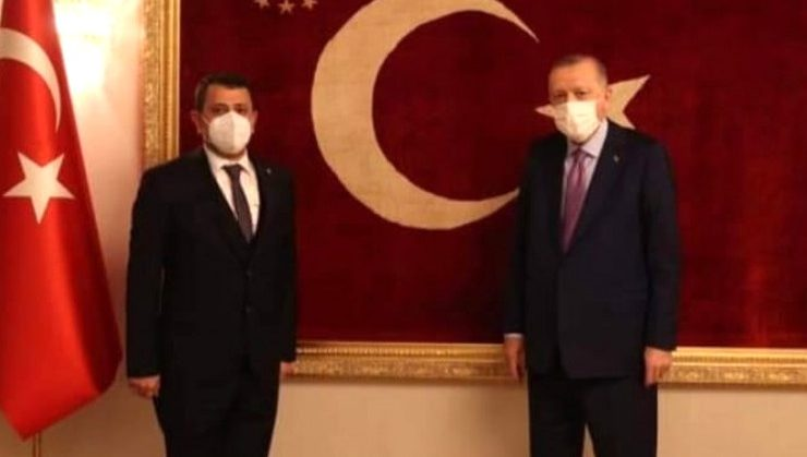 Parlak'a AK Parti'de Önemli Görev