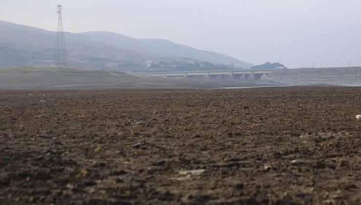 Yağışlar Azaldı, Kuraklık Tehlikesi Arttı