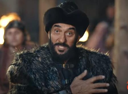 Yusuf Korkmaz, Kuruluş Osman'da Rol Aldı