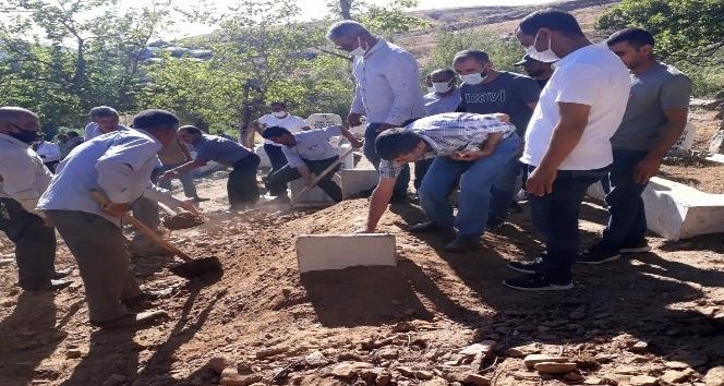 Bulunan Kemikler, Kayıp Hasan Dede'ye Ait Çıktı