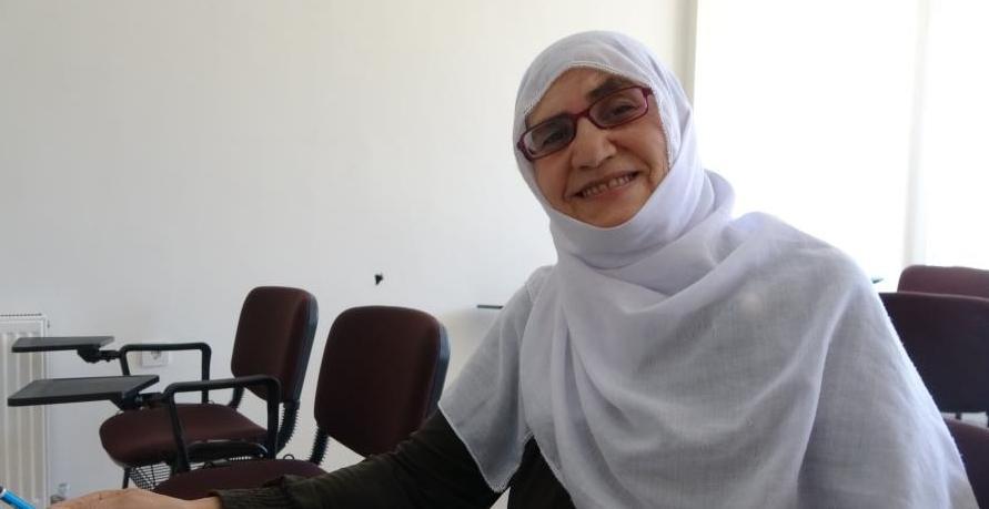 65 Yaşında Okuma Yazma Öğrendi