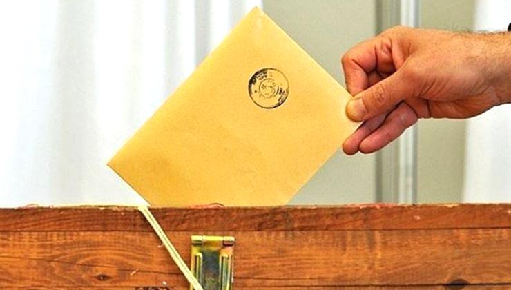 9 Köy ve Mahallede Seçim Yapılacak