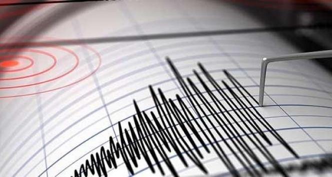 Bingöl'de 3.2 Büyüklüğünde Deprem
