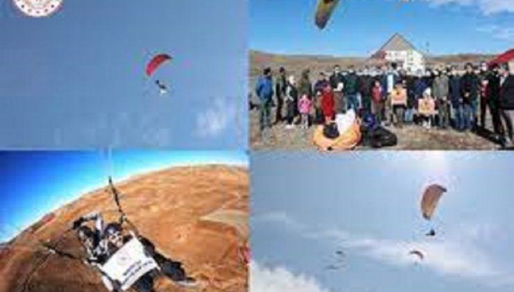 Bingöllü Paraşütçüler Etkinliğe Katılacak