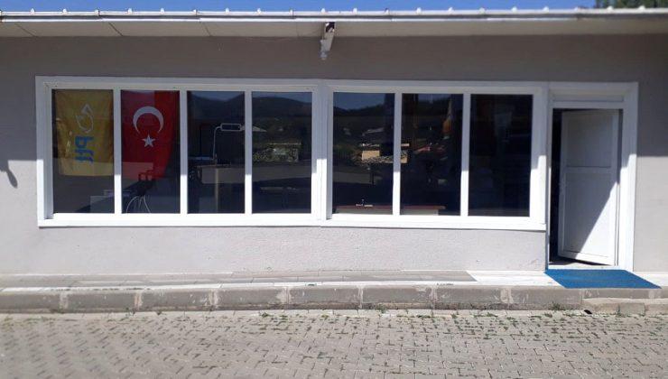 Çavuşlar Köyünde PTT Şubesi Açıldı