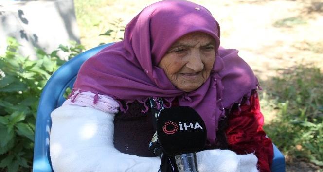 Elif Nine, Depremde Düştü Kolunu Kırdı