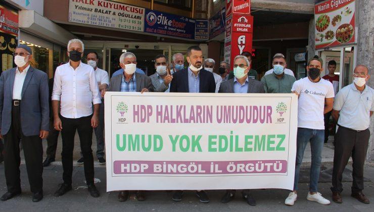 """""""HDP Halkların Fikriyatıdır"""""""