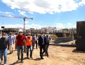 Kentsel Dönüşüm Projesi Hızla Yükseliyor