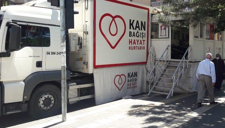 Kızılay Kan Bağış Tırı Bingöl'e Gelecek