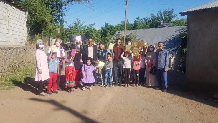 Sosyal Hizmet Merkezi'nden Hane Ziyaretleri