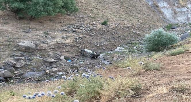 Adaklı'da Kaza: 2 Ölü, 2 Yaralı