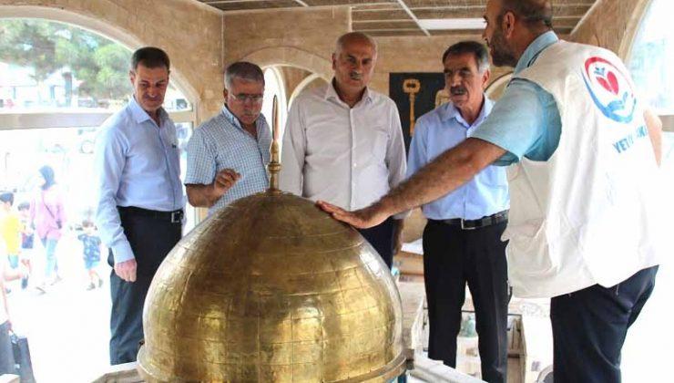 Bingöllüler, Minia Kudüs Tırına Yoğun İlgi Gösterdi