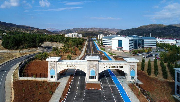 Bingöl Üniversitesine 4 Bin 865 Kontenjan