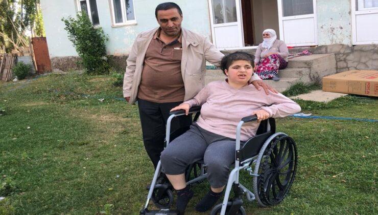 Tekerlekli Sandalye Hediye Edildi