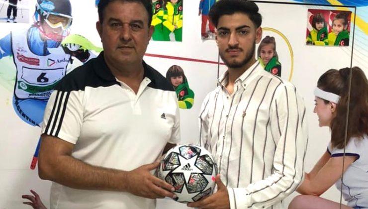 17 Yaşındaki Azad, Malatyaspor Yolunda!