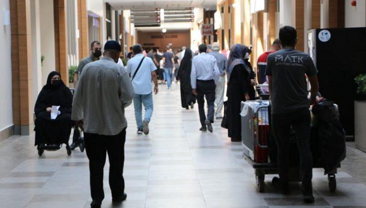 Fethi Sekin Şehir Hastanesi Bölgeye Hitap Ediyor
