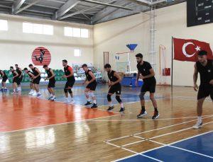 Solhanspor 1 Yıl Sonra İlçede Antrenmana Çıktı