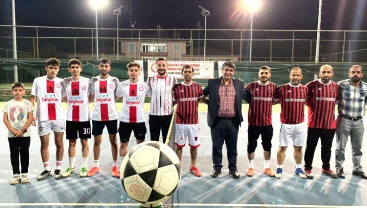 Ayak Tenisi Türkiye Kupası Başlıyor