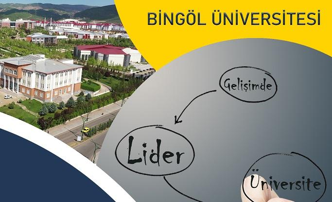 Bingöl Üniversitesini 3 Bin 359 Öğrenci Tercih Etti